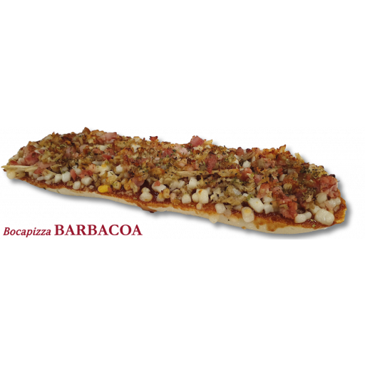 Bocapizza Barbacoa