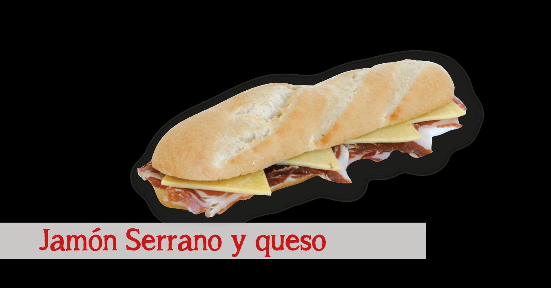Jamón Serrano y Queso