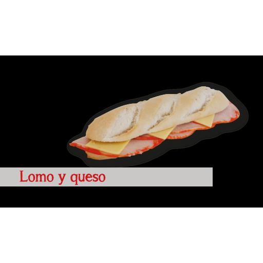 Lomo y Queso