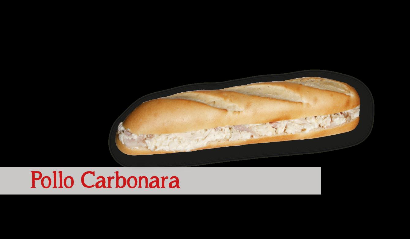 Pollo Carbonara