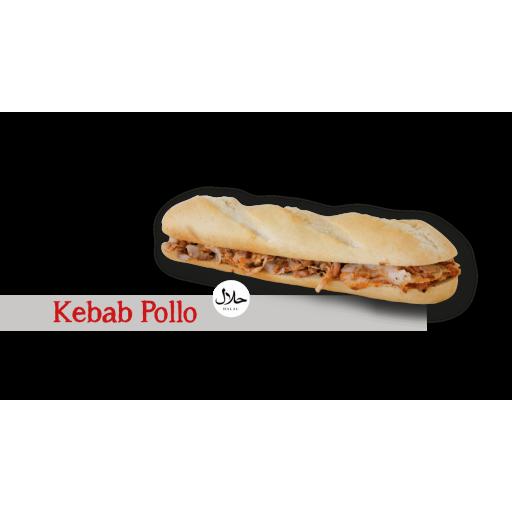 Kebab de Pollo Halal