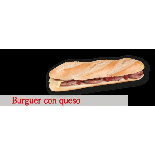 Burguer con Queso [0]