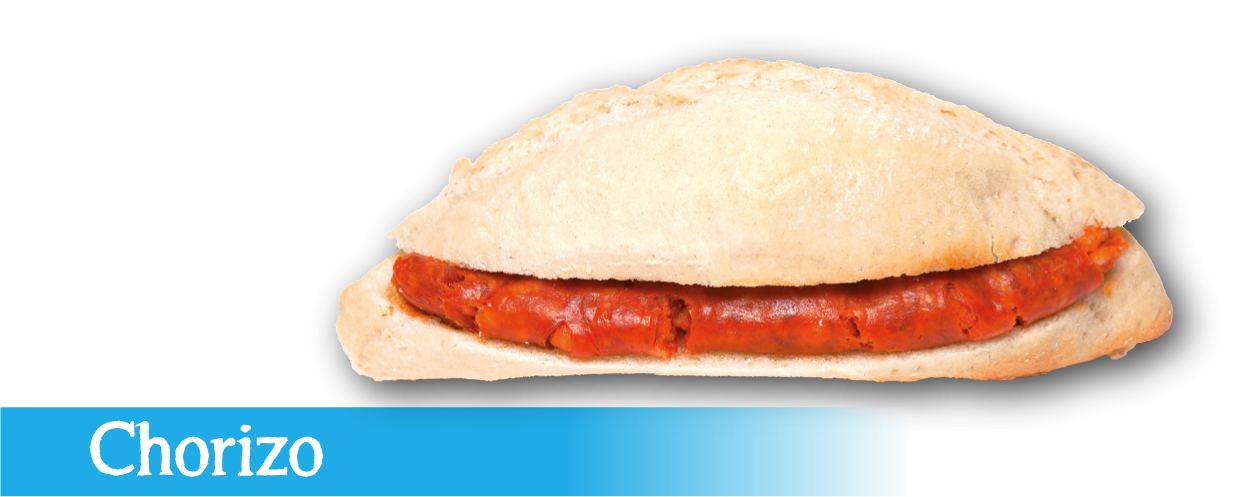 Montadito Chorizo Casero