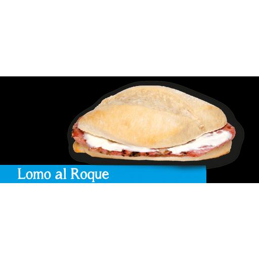 Montadito Lomo al Roque [0]