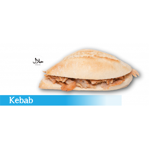 Montadito Kebab pollo