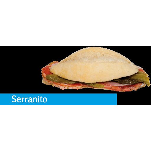 Montadito Serranito