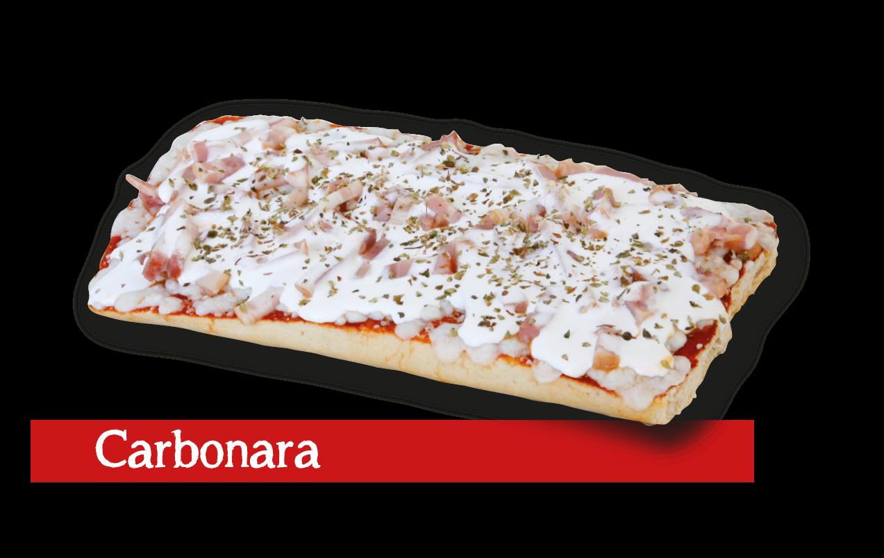 Tosta Carbonara