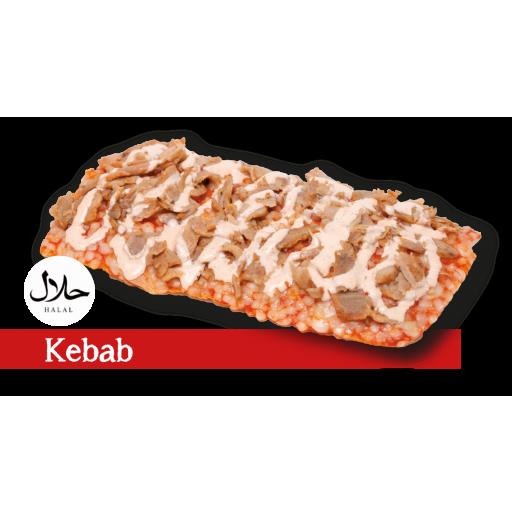 Tosta Kebab de Pollo