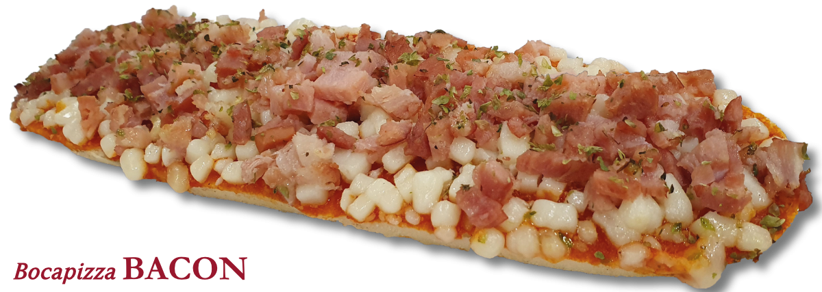 Bocapizza Bacon