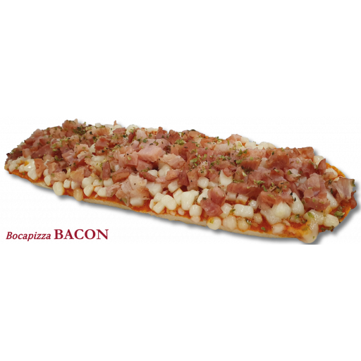 Bocapizza Bacon [0]
