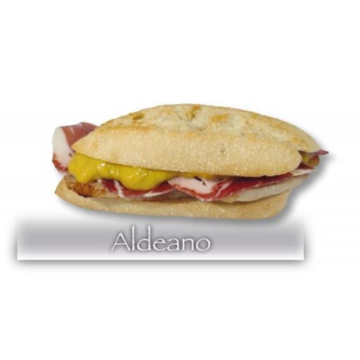 Montadito Gourmet Aldeano