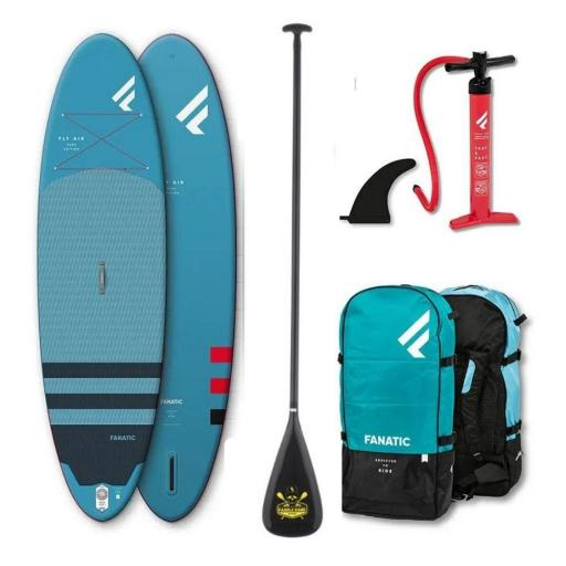 PACK FANATIC FLY AIR + remo carbono [0]