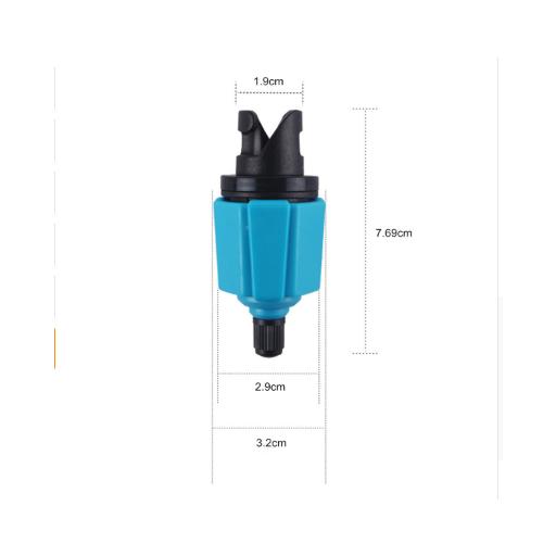 Adaptador de compresor para tablas de su hinchable [1]