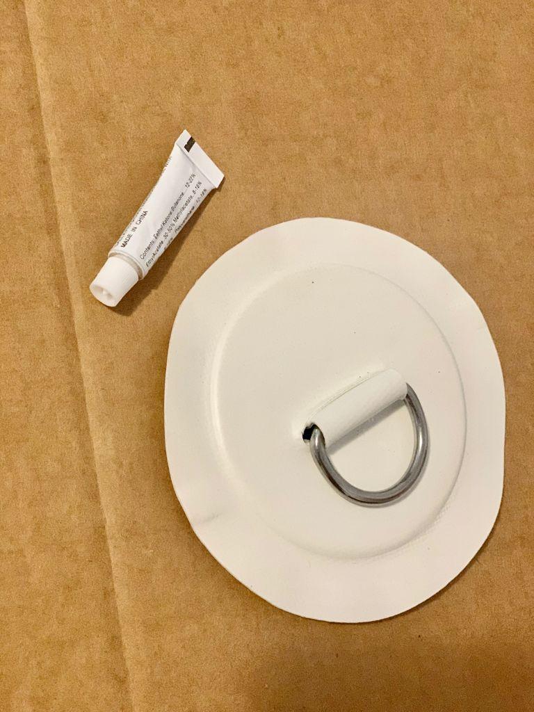 Aro para tabla hinchable ( D ring)