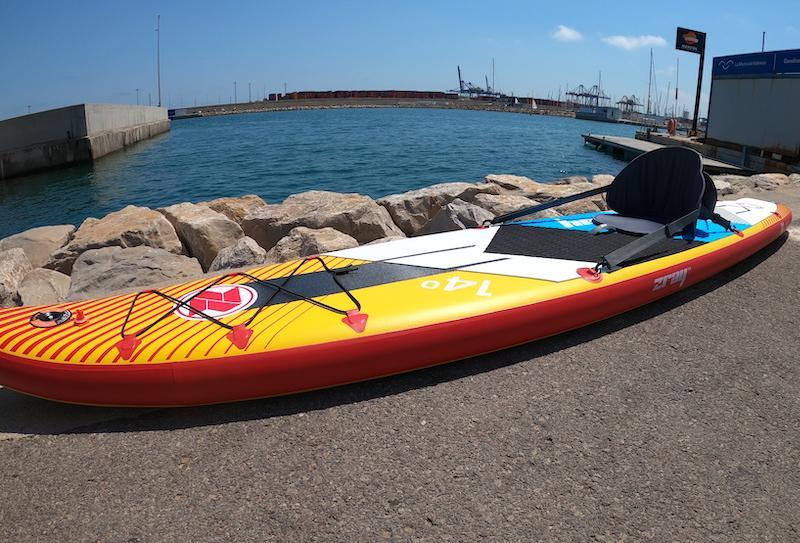 Silla para TABLA de PADDLE SURF