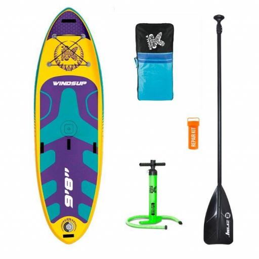 Tabla WINDSURF hinchable
