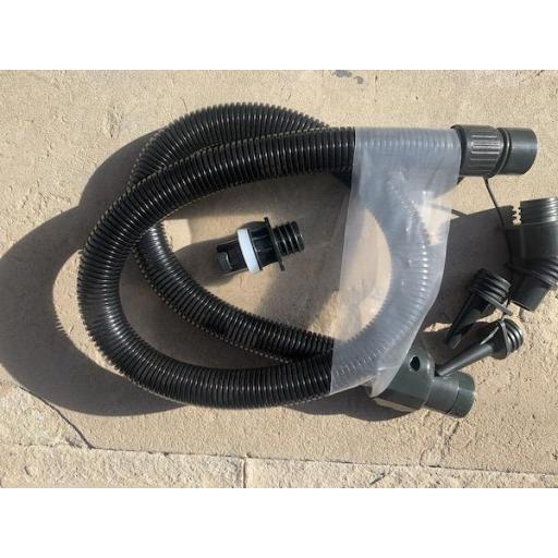 Manguera hinchador eléctrico Pump