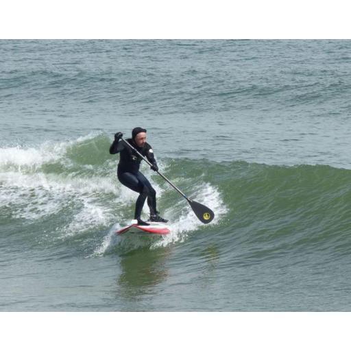 Pértiga ajustable de remo de paddle surf [3]
