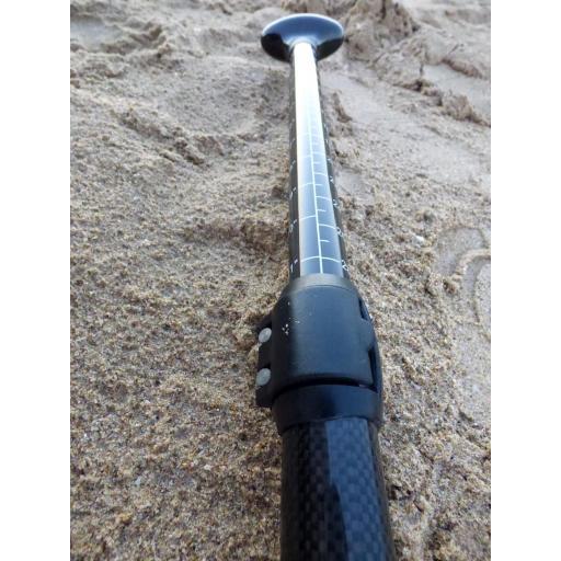 Pértiga ajustable de remo de paddle surf [1]