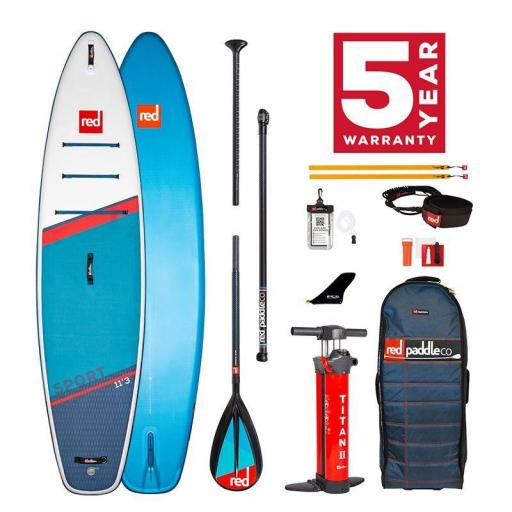 RED PADDLE SPORT 2021 11'x30""