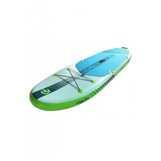 Tabla paddle hinchable COASTO ACTION SP1 [1]