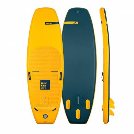 SUP HINCHABLE FOIL 7´11""