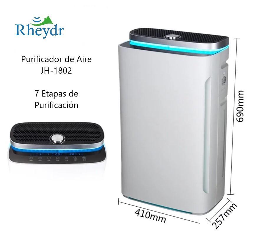 Purificador de Aire Clinicas Profesional con UV-C (JH-1802)