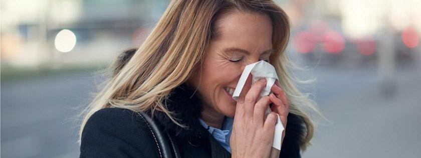Alergia en invierno: las cupresáceas tienen la culpa
