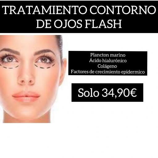 TRATAMIENTO CONTORNO DE OJOS FLASH CON MICROAGUJAS [0]