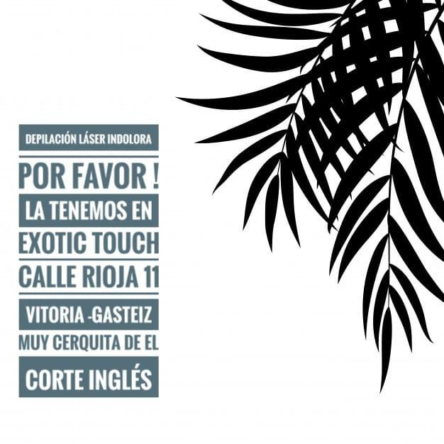 SESION DEPILACIÓN LASER PIERNAS COMPLETAS+PUBIS COMPLETO O INGLES (normales o brasileñas) + AXILAS SÓLO 59€