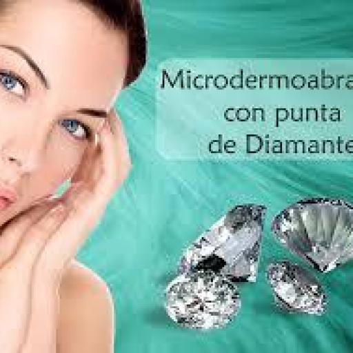 MICRODERMOABRASIÓN POR PUNTA DE DIAMANTE