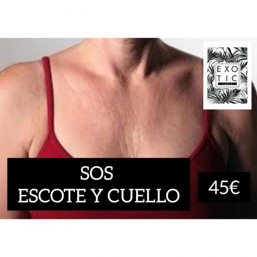 SOS CUELLO Y ESCOTE