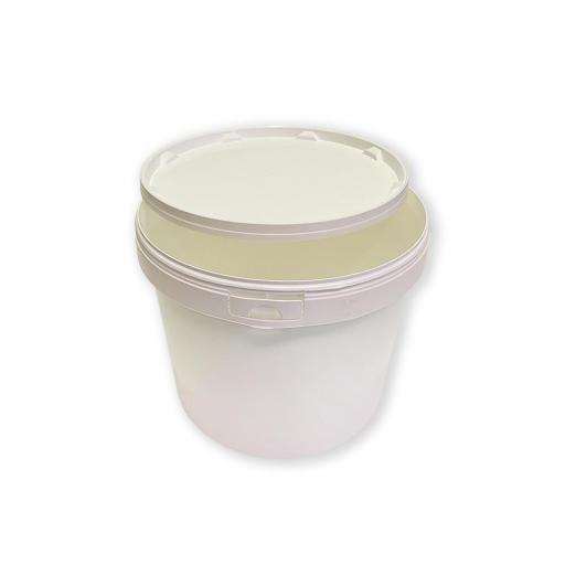 Cubo Polipropileno Blanco 4 Litros [2]