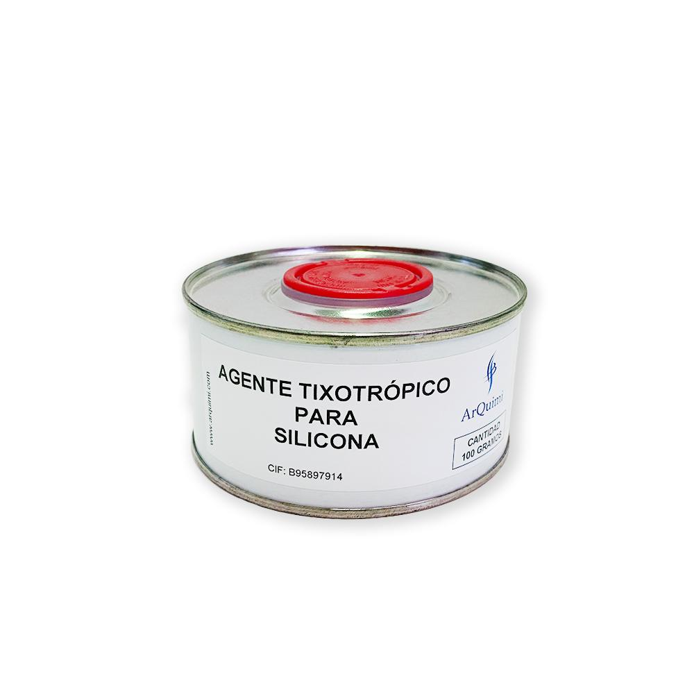 Aditivo tixotrópico para Siliconas de Moldes