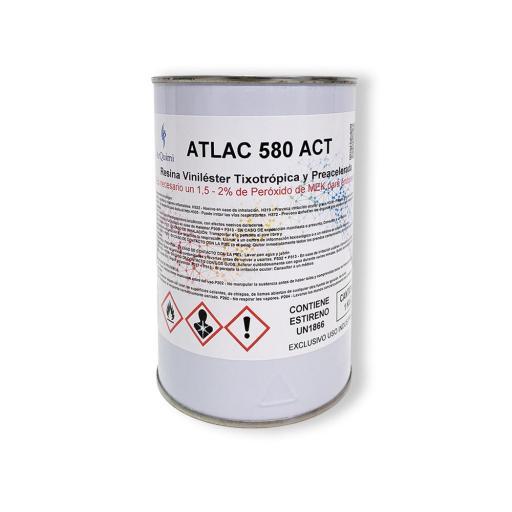 Resina Viniléster de laminación Atlac 580 ACT [1]