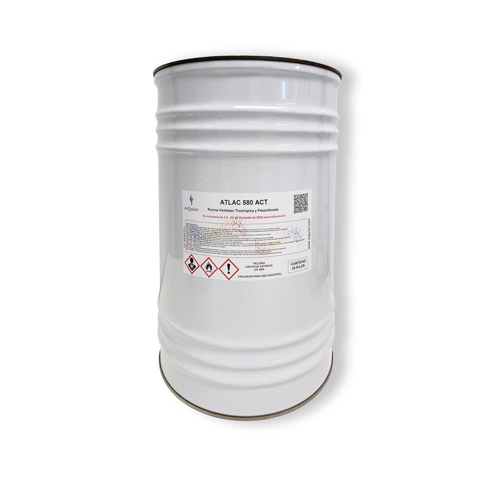 Resina Viniléster de laminación Atlac 580 ACT