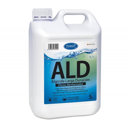 Antialgas piscina Líquido ALD (Algicida) [0]