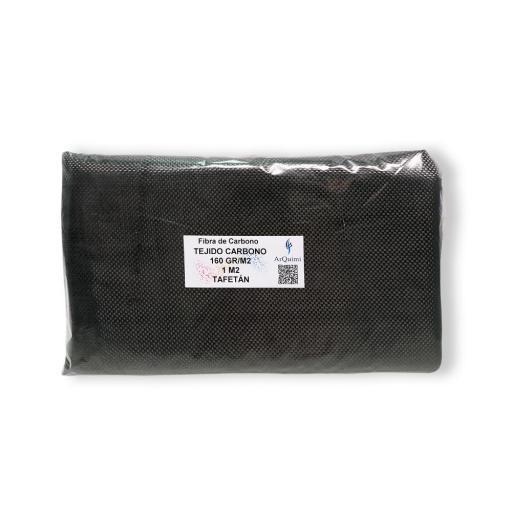 Fibra de Carbono Tafetán 3K de 160 gramos [1]