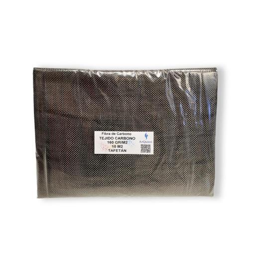 Fibra de Carbono Tafetán 3K de 160 gramos [2]