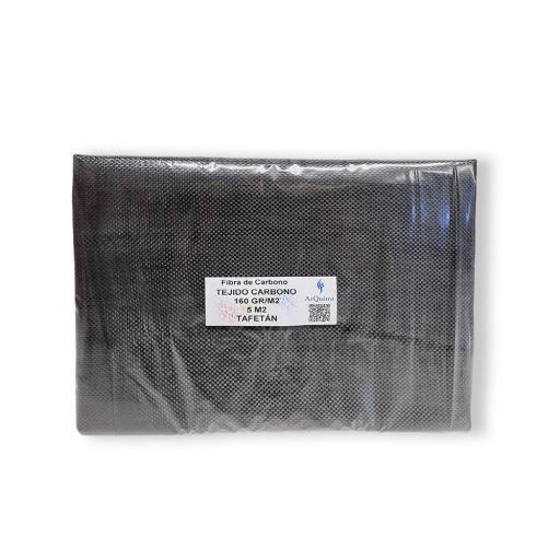 Fibra de Carbono Tafetán 3K de 160 gramos