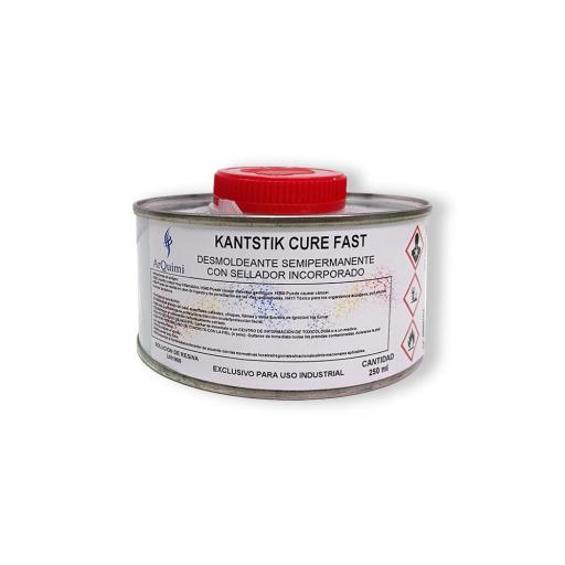 Desmoldeante Semipermanente con Sellador Kantstik Cure Fast 1.0 [1]