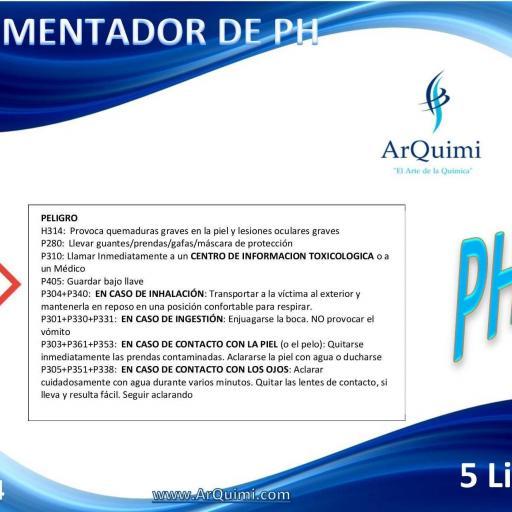 Incrementador de PH Líquido [2]