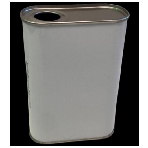 Lata Metálica cuadrada 0,5 litros [2]