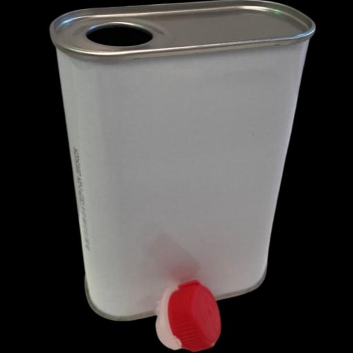 Lata Metálica cuadrada 0,5 litros [1]