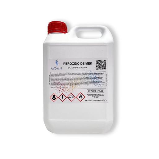 Catalizador Peróxido de MEK de Baja Reactividad [2]