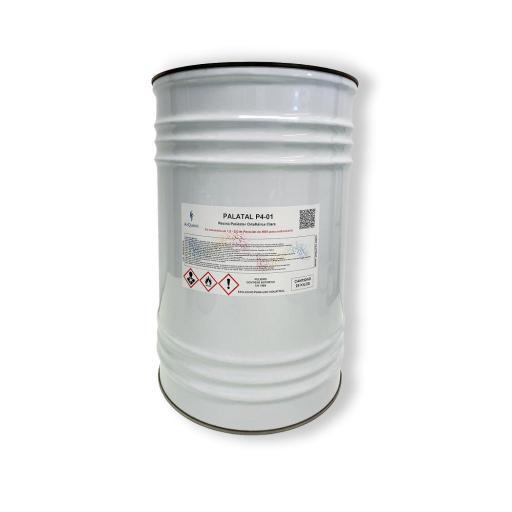 Resina de poliéster de colada sin acelerar con peróxido incluido [2]
