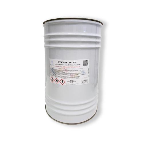 Resina de Poliéster de Colada con peróxido incluido [2]
