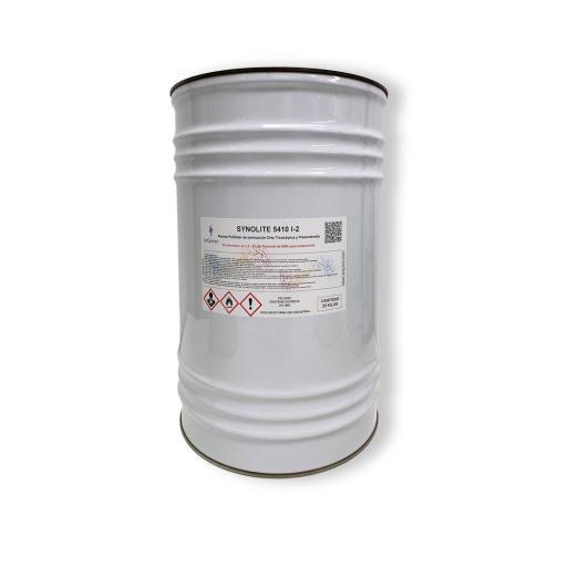 Resina de Poliéster para laminar con Peróxido incluido [1]