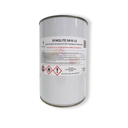 Resina de Poliéster para laminar con Peróxido incluido [2]