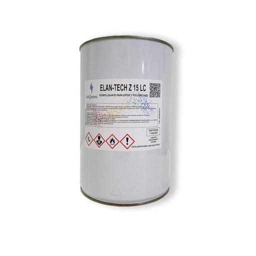Desmoldeante Epoxi y Poliuretano Elantas Z15 LC [2]